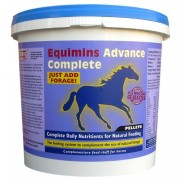 Equimins Advance Concentrate Complete Pellets Витаминные гранулы для мускулатуры 4 кг