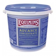 Equimins Advance Concentrate Complete Pellets Витаминные гранулы для мускулатуры 2 кг
